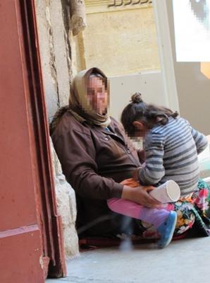 De plus en plus de gens ne mangent plus à leur faim dans un Royaume Uni où le chômage recule mais où la pauvreté gagne du terrain (photo MN)