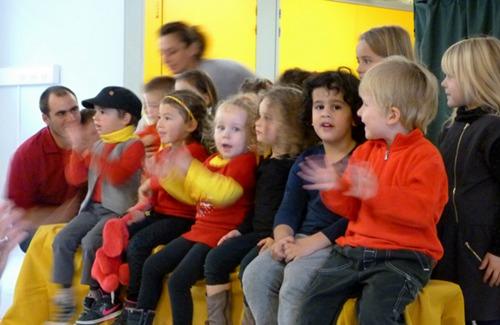 L'école en occitan de Gap compte sur les dons individuels pour ouvrir sa seconde classe (photo XDR)