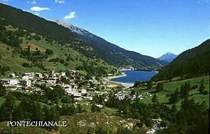Le nouveau délégué à la langue d'oc fréquente depuis toujours la Val Varaita, vallée occitane d'Italie (photo XDR)