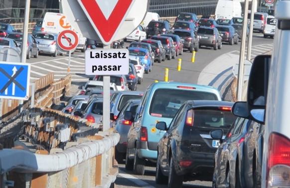Un aménagement durable passerait par le respect de l'environnement provençal, mais tout autant par le respect de la langue régionale (photo MN)