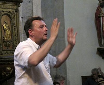 """""""Un fondateur entraîne l'engouement, et vingt ans après, on espère un nouveau créateur qui fasse florès"""" (photo MN)"""