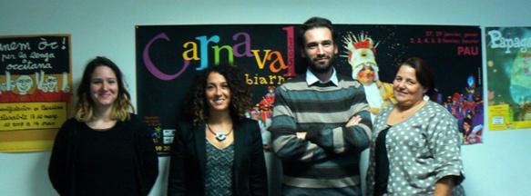 L'équipe de La Setmana (Photo XDR)