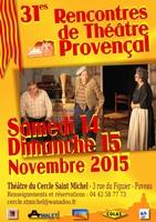 Lo festivau de teatre provençau de Fuvèu anullat