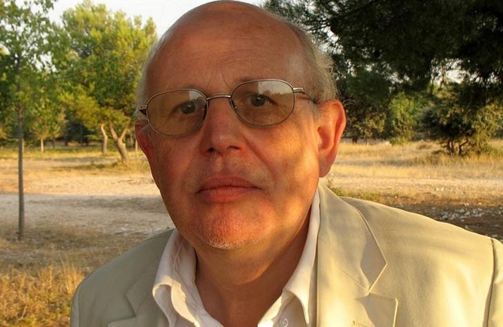 Philippe Martel, désormais chevalier des Arts et Lettres (photo MN)