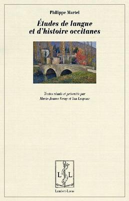 Déployée sur trente ans l'oeuvre de Philippe Martel vient d'être éditée chez Lambert-Lucas. Un éventail des problématiques posées par l'étude de l'occitan, de la vision qu'en ont eu les contemporains de diverses époques, en particulier les historiens (photo XDR)