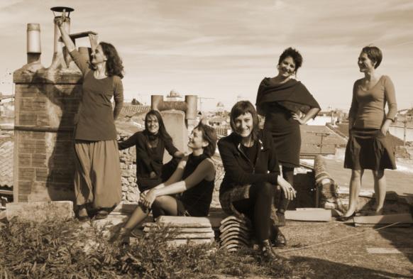Parmi les artistes mis en exergue par le CD de la Région, Les Arlésiennes de La Roquette (photo XDR)