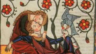 Au Moyen-Age, l'amour courtois révolutionne la manière de voir la femme, et diffuse les valeurs de paratge, larguessa e convivència (honneur, don et partage, et vivre ensemble)