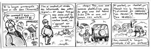 Joan-Glaudi Dauphin, per Aquò d'Aquí en 2003 (XDR)
