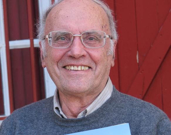 Gérard Tautil observe la vie politique française avec la loupe occitane depuis 25 ans (photo MN)