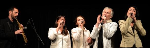 Le Corou de Bèrra a mis le chant polyphonique à l'heure occitane (photo XDR)