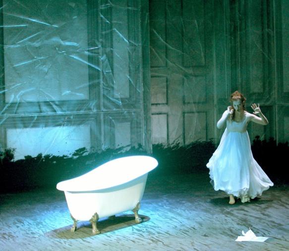 DU 27 septembre au 4 octobre, l'Hamlet d'Ambroise Thomas ouvrira la saison de l'Opéra de Marseille, avec Patrizia Ciofi (photo Christian Dresse DR)