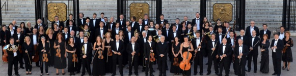 L'été 2016 la fosse d'orchestre sera en chantier...Les plus grands musiciens apprécieront l'agrandissement ! (photo