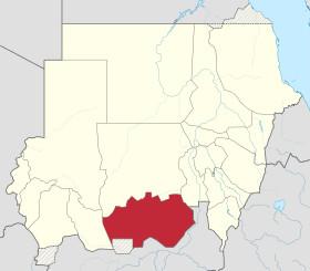 Kordofan du Sud, au Sud du Soudan islamiste, travaillé par une rébellion soutenue par le Soudan du Sud...et au milieu des habitants sans sécurité (photo XDR)