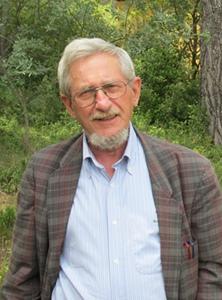 Philippe Langevin, président de l'association éditrice d'Aquò d'Aquí
