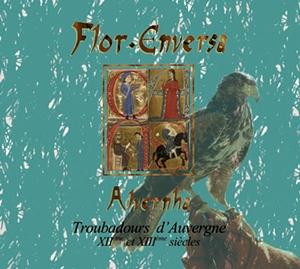 Flor Enversa joue et chante les troubadours auvergnats