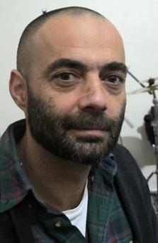 """Arnaud Fromont, le président de l'OPM : """"Nous dressons un état des lieux de l'occitanisme marseillais et cherchons à rompre ses isolements """" (photo MN)"""