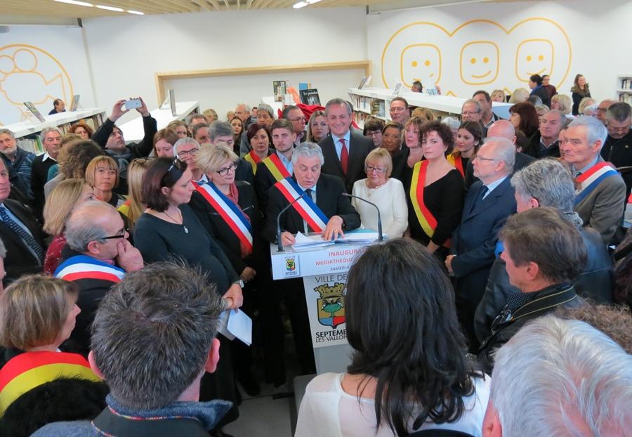 Inauguration en grande pompe samedi, pour un établissement qui entend doubler dans l'année le nombre de ses adhérents (photo MN)