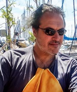 """Juan Milhau-Blay se met à table et crache le morceau : """"notre cinéma et notre télé se servent de notre accent pour dévaloriser le méridional"""" (Photo XDR)"""