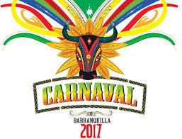 Lou Logo ouficiau dóu carnava de Baranquilla (fouto XDR)