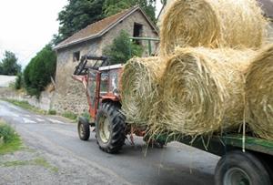 Les territoires ruraux ont beaucoup voté pour Marine Le Pen, mais aussi pour Jean-Luc Mélenchon, vainqueurs haut-la-main dans les territoires délaissés (photo MN)