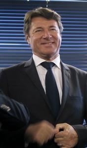 L'ex président de Provence redevient Niçois. Demain Parisien ? (photo MN)