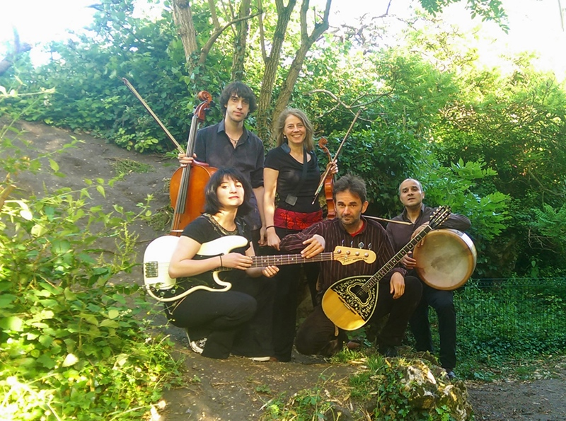 Son groupe se présente le 14 juillet aux festivaliers de Convivència (photo XDR)