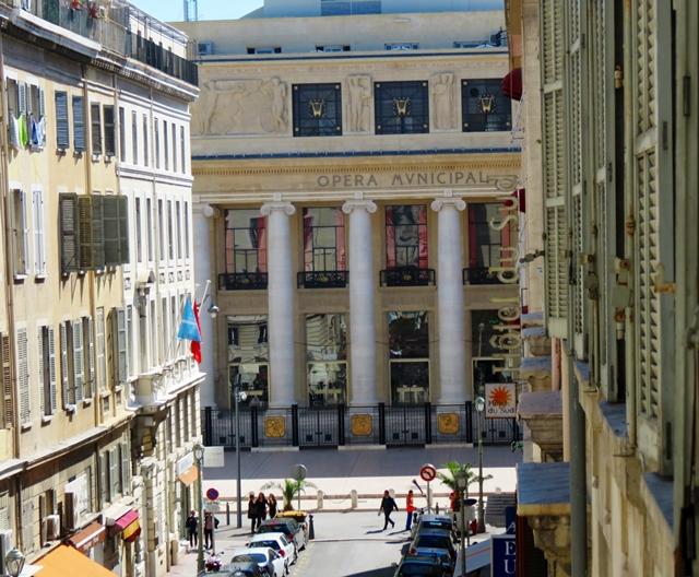 Opéra de Marseille, l'occasion d'assister à des répétitions générales (photo MN)