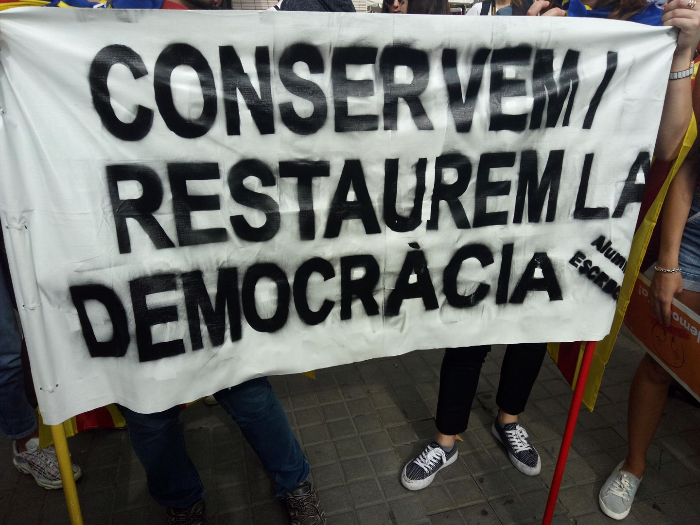 A nouveau la Catalogne