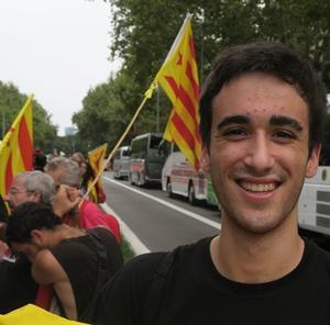 """Pau : """" ils enferment nos élus, c'est donc à nous, le peuple, d'agir pour la République"""" (photo MN)"""