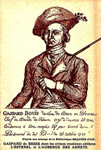 Gaspard de Besse moriguèt fa 237 ans