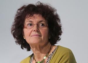"""Anne-Marie Sgaravizzi : """"d'une année sur l'autre, il était possible de réduire mes enseignements d'un tiers et de couper leur accès aux élèves de sixième, sans justification ni débat"""" (photo MN)"""