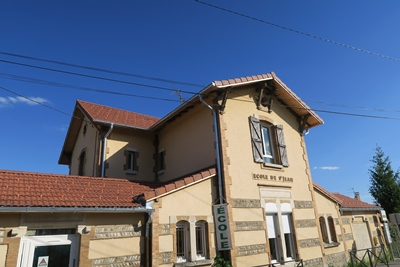 Calandreta Gapiana, hameau de St-Jean à Gap (photo MN)