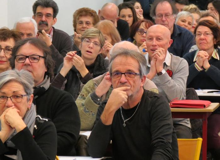 Le lycée Masséna de Nice fait toujours salles combles pour la Dictada (photo MN-archius)