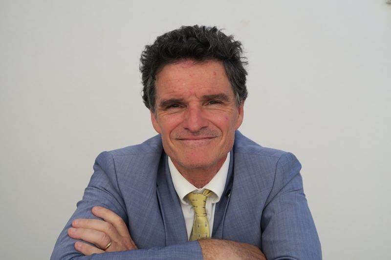 Paul Molac, député Breton Liberté et Territoires, était invité du Forum d'Oc à La Seyne (83) ce 5 octobre (photo MN)