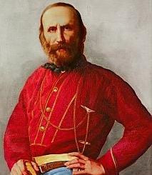 "Giuseppe ""Pepin"" Garibaldi était Niçois (photo XDR)"