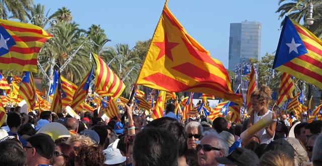 Aujourd'hui Diada de Catalogne Nord