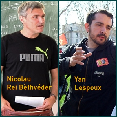Deux candidats pour la Felco (photo XDR)