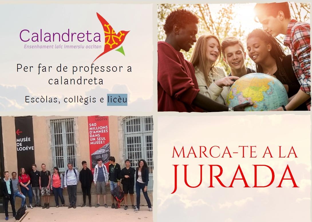Une évaluation destinée à recruter les futurs professeurs des écoles associatives en immersion, dans les écoles, collèges et le lycée ou le cursus se fait en occitan.