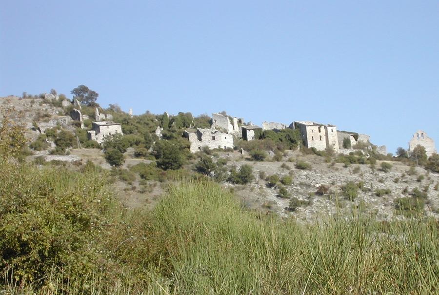 Un jardin d'os et de pierres ... (photo XDR)