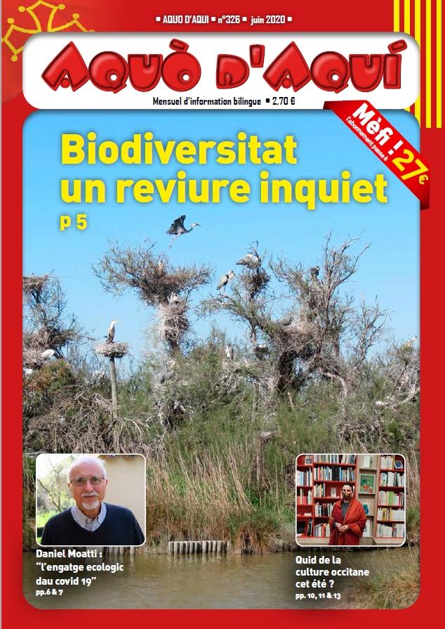Fin de vacances pour la biodiversité