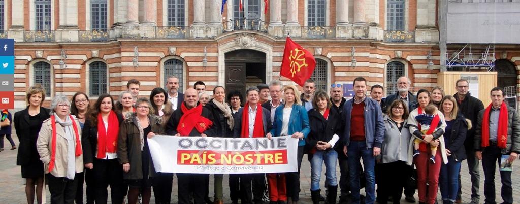 Le label Paí Nòstre est attribué à une demi-douzaine d'élus occitanistes dès le premier tour, surtout dans l'Aude et le Gers (photo PN DR)