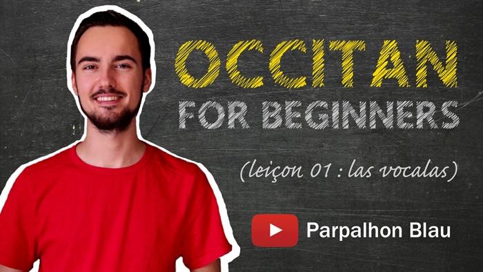 Gabrièu ouvre un cours d'occitan gratuit en ligne