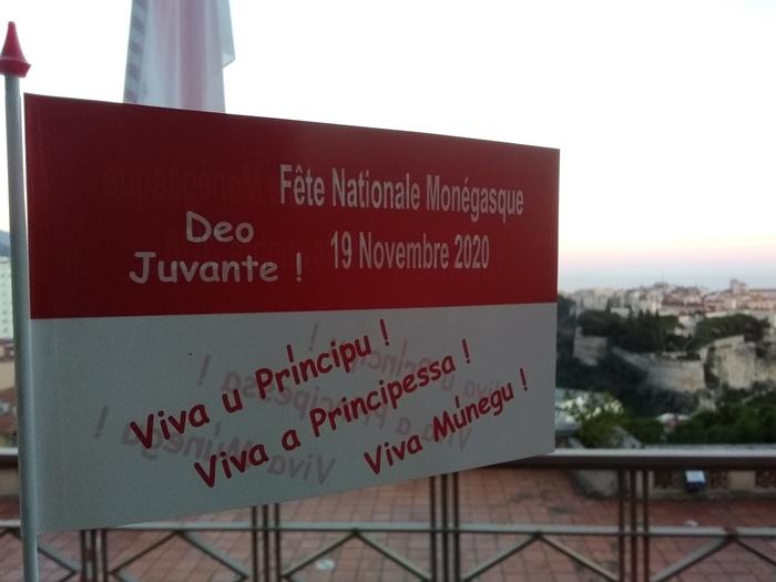 La fèsta monegasca en monegasc