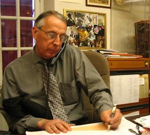 Le Capoulié Jaque Mouttet, en 2005 ( photo MN )