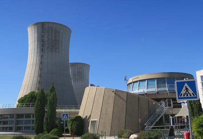 Centrale nucléaire du Tricastin (photo MN)
