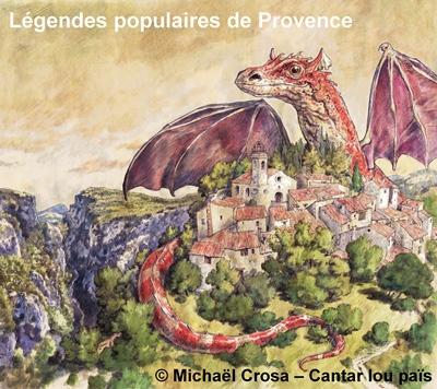 Pierres trésors et dragons, le nouvel opus des légendes populaires de Provence