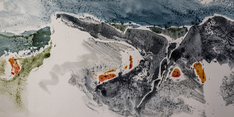 Cartografia d'un sòmi - sus lei piadas de Joan Bodon
