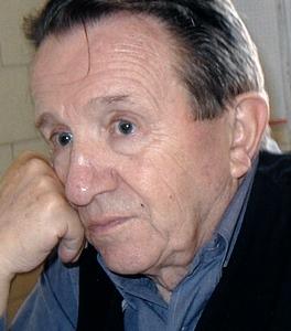 Ezio Martin, l'auteur (photo XDR)