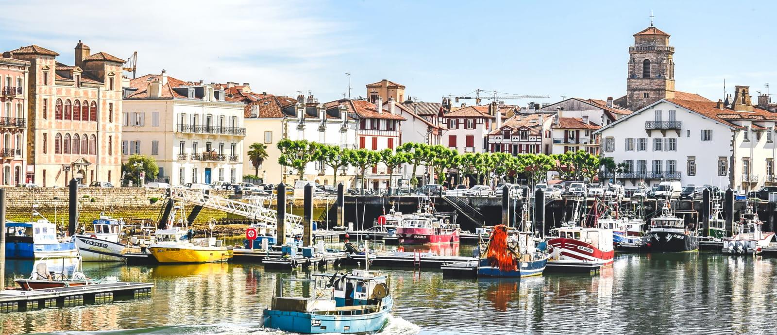 Saint-Jean-de-Luz comme Bayonne recrute un développeur de langue basque ainsi que d'autres communes le font (photo Office Tourisme Saint-Jean-de-Luz DR)