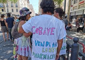 A Marseille (photo GR DR)